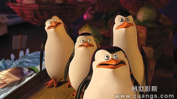 马达加斯加的企鹅剧照